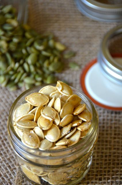 9 reasons to roast crunchy & addictive pumpkin seeds today