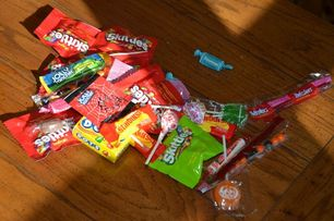 Who Picks the Candy?