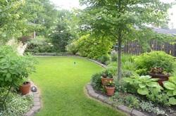 Carolyn & Dan's Garden from Lancaster, NY