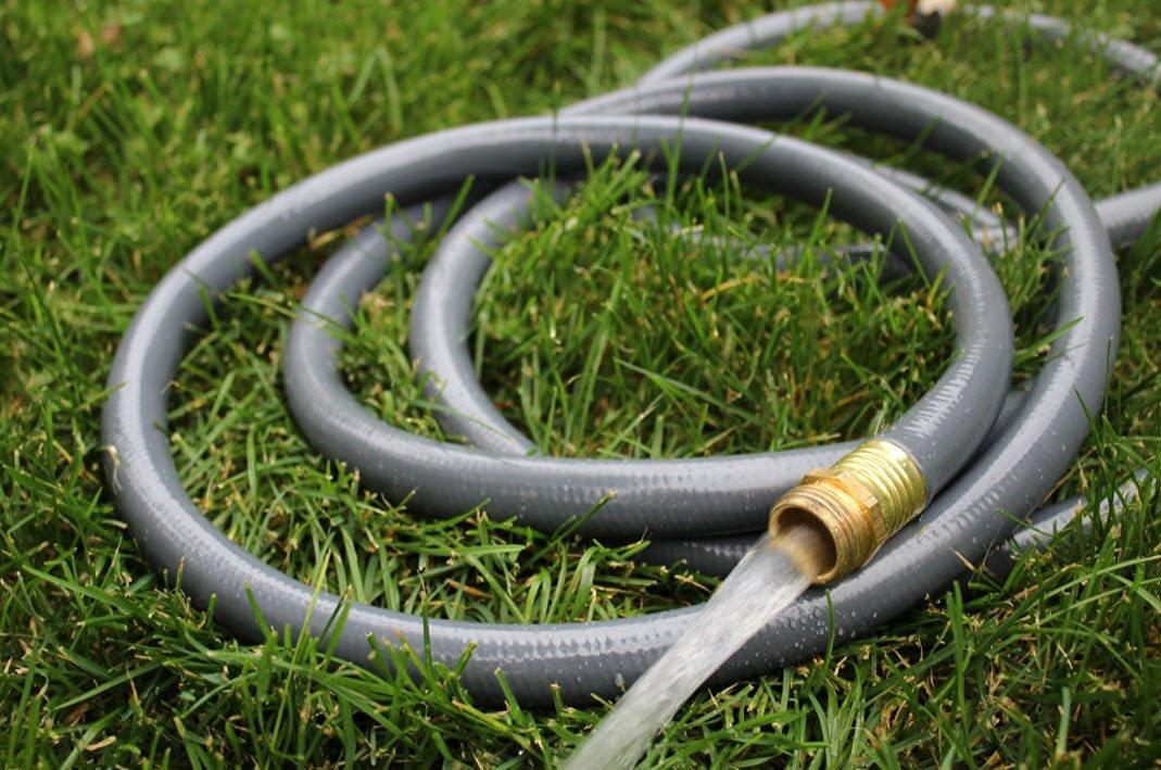 DIY fix the garden hose