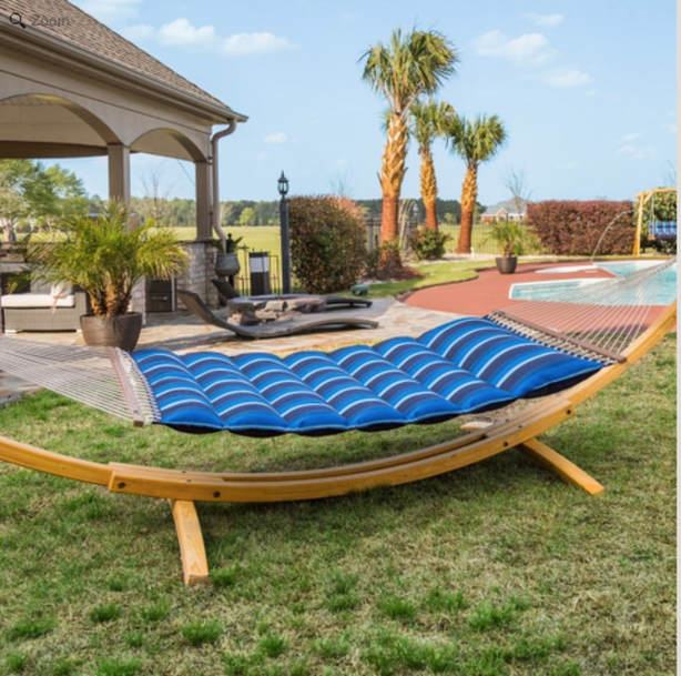 Hanging with The Hammock Source & $320 Hatteras Hammock giveaway!
