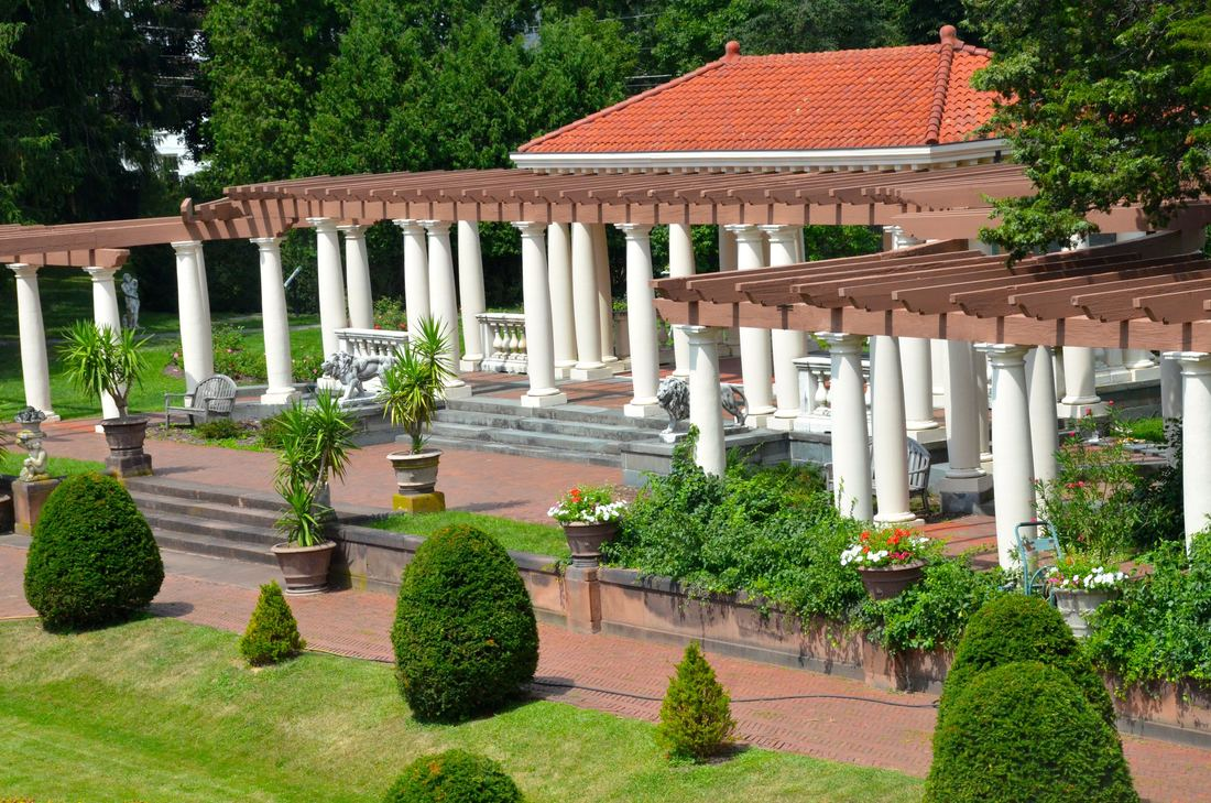 Sonnenberg Gardens & Mansion Day Trip review!