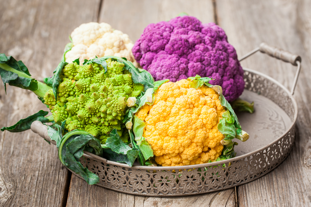 Crazy for cauliflower & why it's the king of veggies….