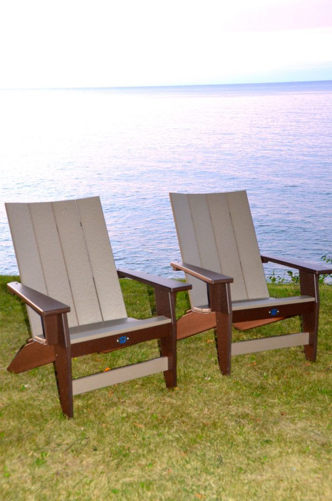 Nags Head Contemporary Adirondack chairs