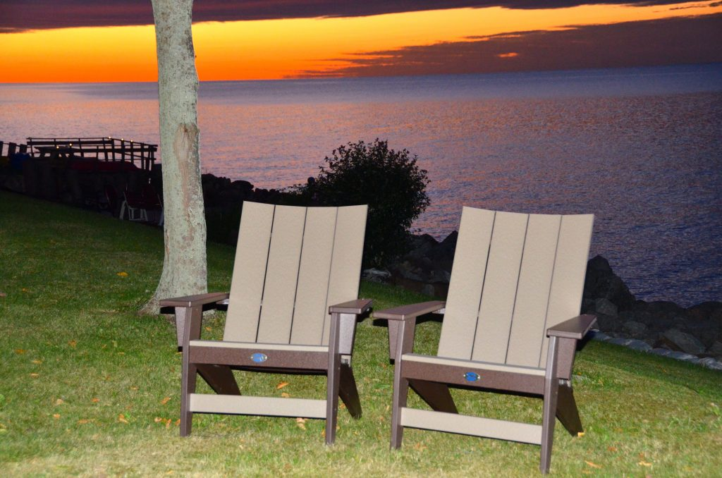 Sunsets over Lake Ontario