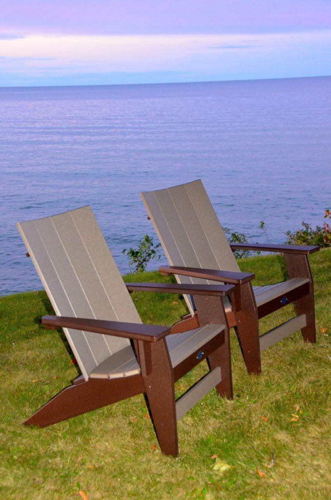 Contemporary Adirondack Chairs