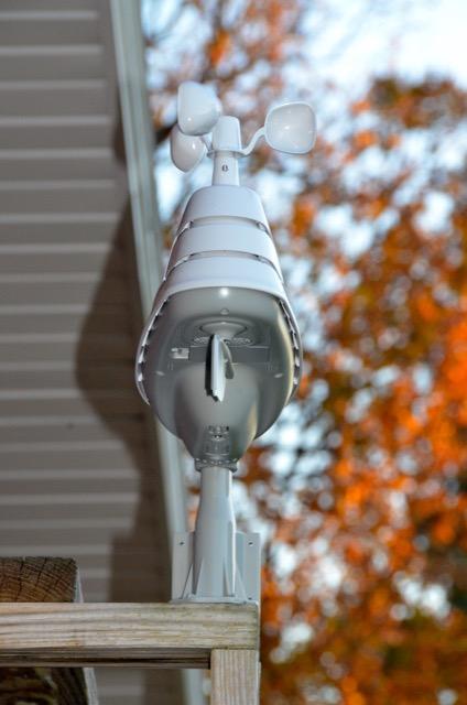 Outdoor mount sensor