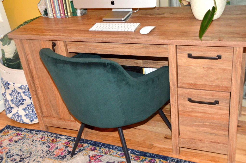 Creating home office spaces is simple
