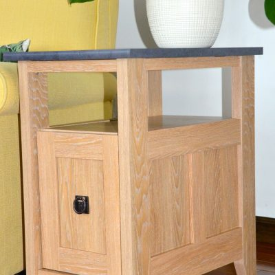 A Versatile Side Table to Swoon over by Sauder ARV $120!