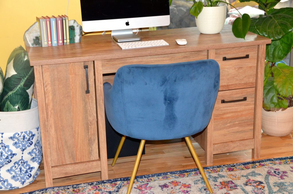 Creating home office spaces for adults and kids