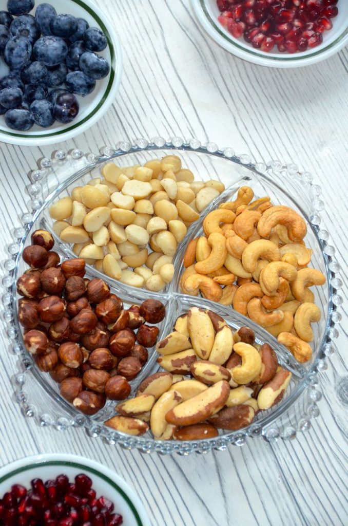 healthy snacking with Argires snacks