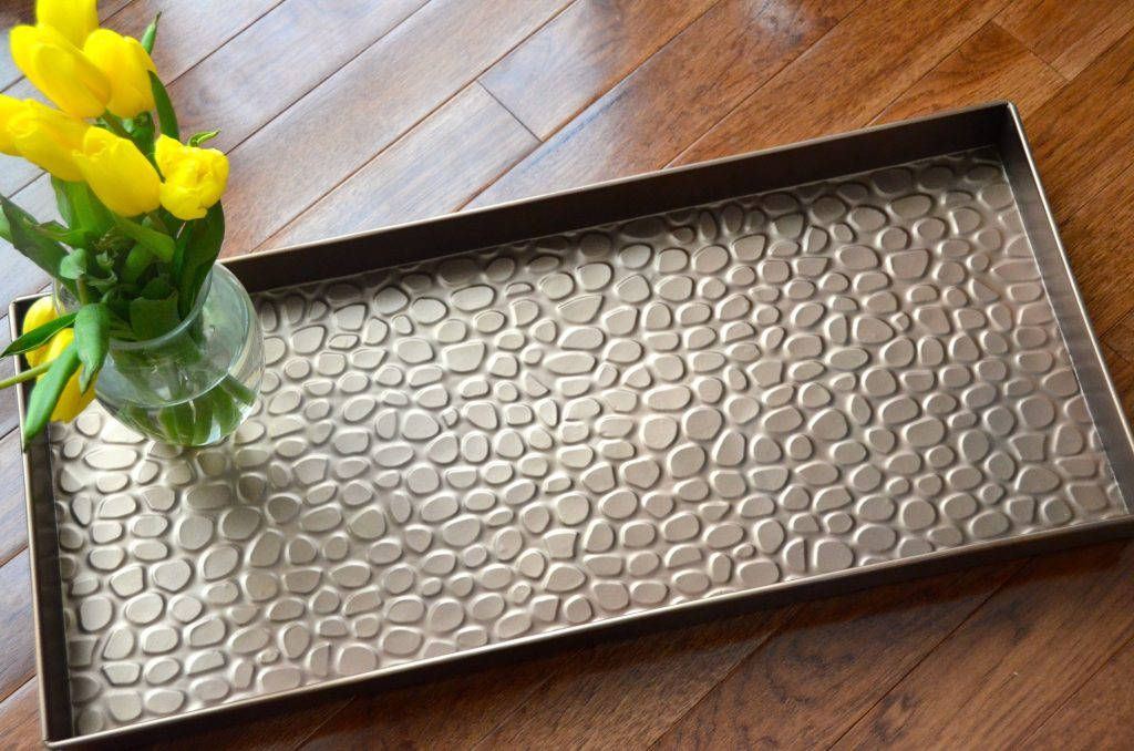 Versatile boot trays will get used in every room in your home