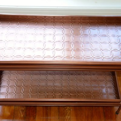 Good Directions Double Boot Tray $279 giveaway!
