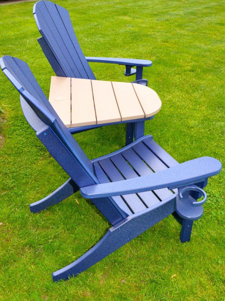 Nags Head Hammocks chair and table