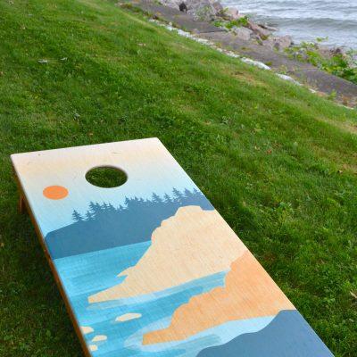 Outdoor lawn games with Elakai Outdoor + $300 online gift code giveaway!