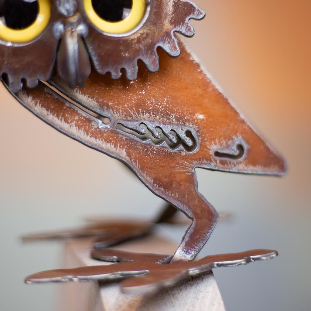 Owen Owl from Desert Steel