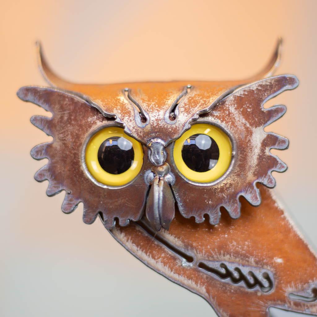 Owen owl from Desert Steel.